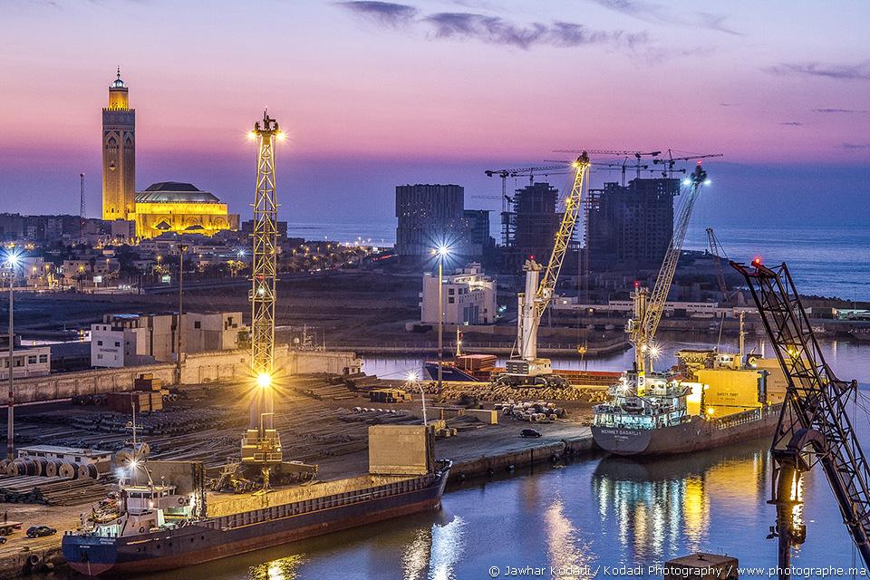 Banque d'images de l'Agence Nationale des Ports | JK ...